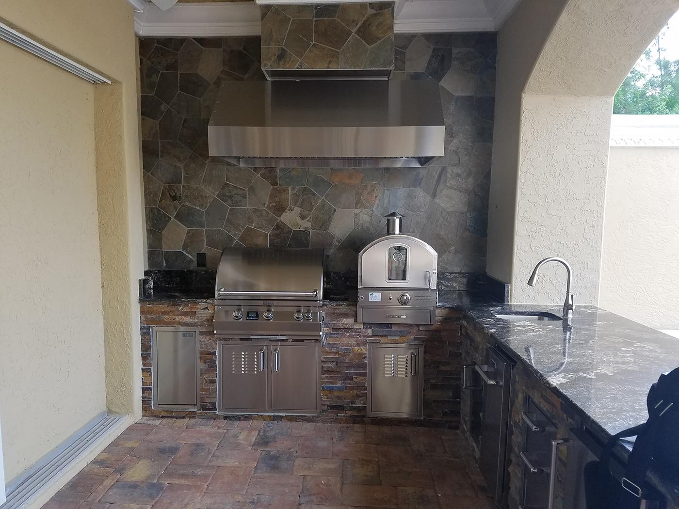 Southwest Florida Outdoor Kitchen Manufacturers Elegant Outdoor
