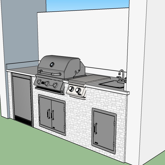 Project Portfolios Archive Elegant Outdoor Kitchens