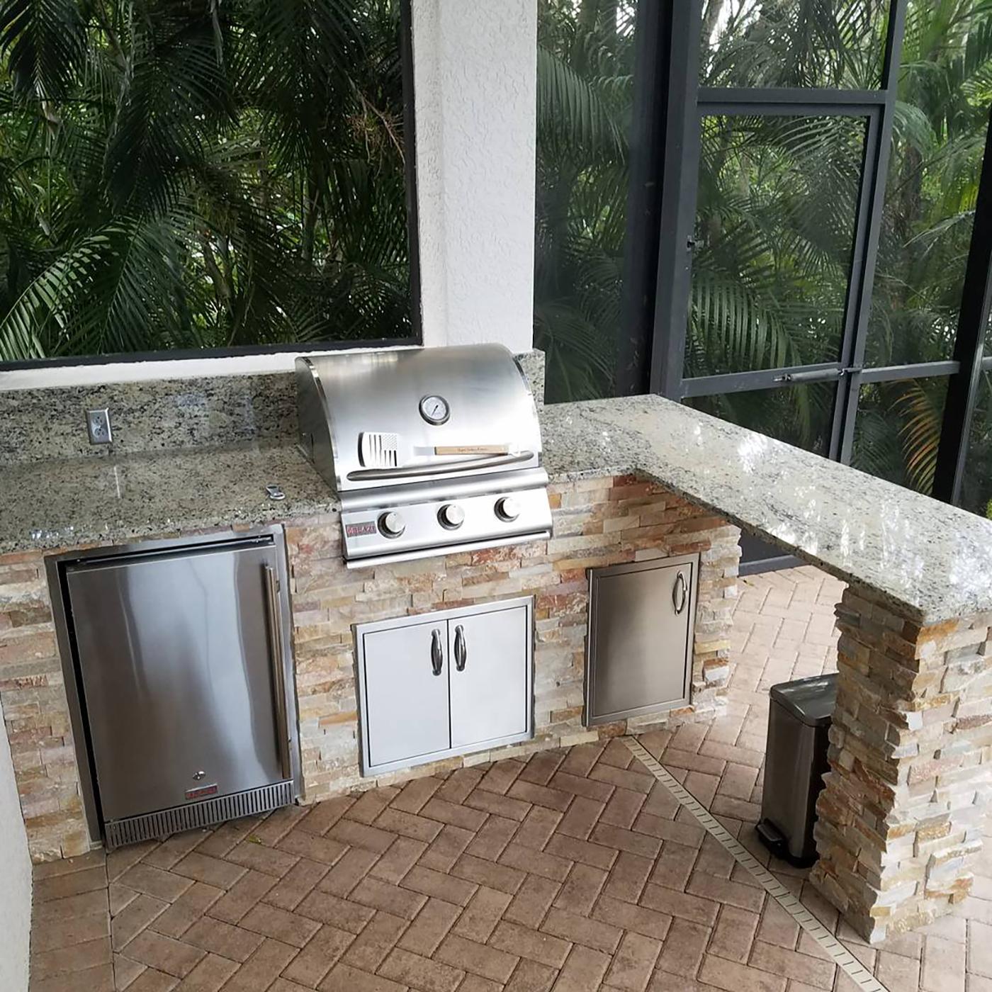 Outdoor Kitchens Sydney Custom Alfresco Kitchen Designs: The Outdoor Living Lifestyle